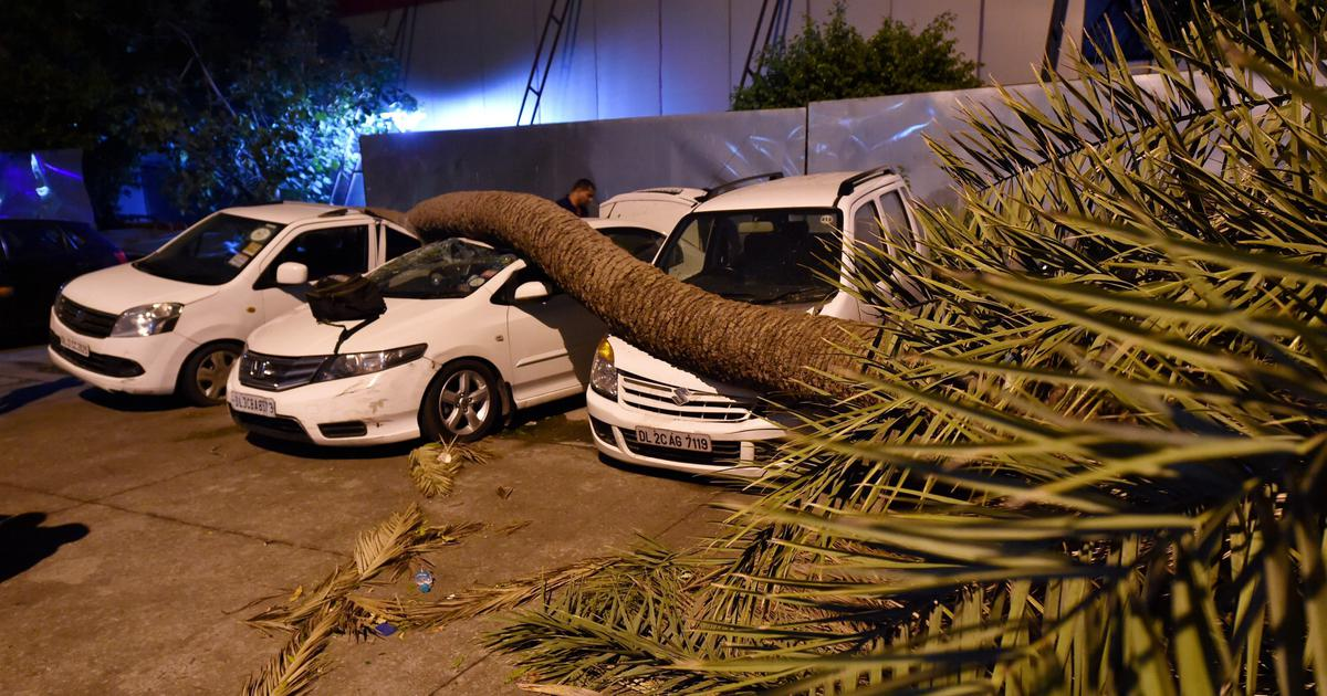 The big news: Several feared dead in weather incidents across India, and 9 other top stories