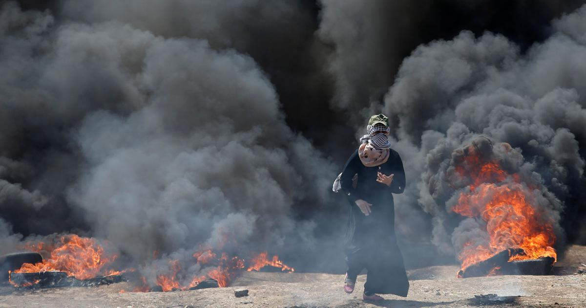 Gaza: Toll in clashes over relocation of US embassy to Jerusalem rises to 52