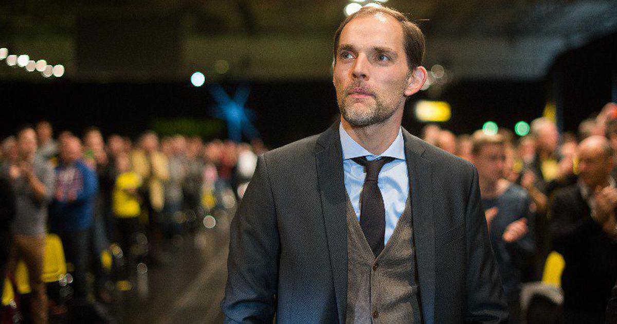 It's official: Former Dortmund manager Thomas Tuchel appointed by French giants PSG