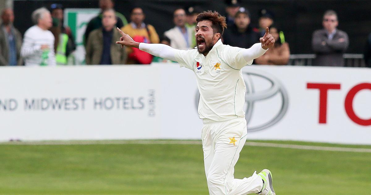 Ireland vs Pakistan: Mohammad Amir joins the 100-wicket club in Test cricket