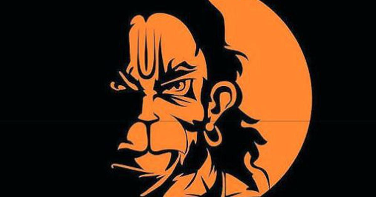 Angry Hanuman: This viral image that won Modi's praise symbolises today's aggressive, macho India
