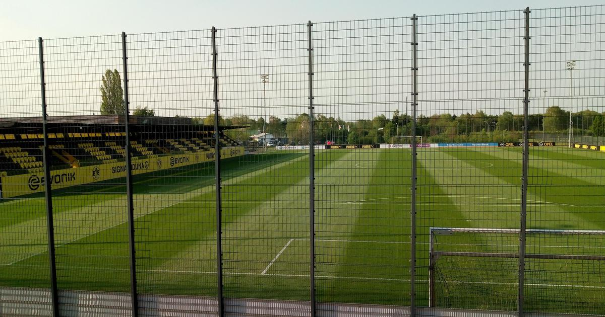 Inside The Borussia Dortmund Academy Football S Ultimate Heavy Metal Factory