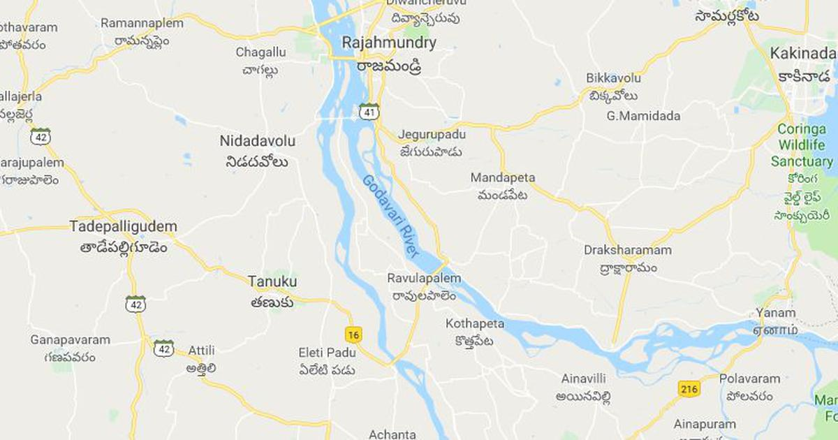 Andhra Pradesh: Several feared missing after boat capsizes in Godavari river