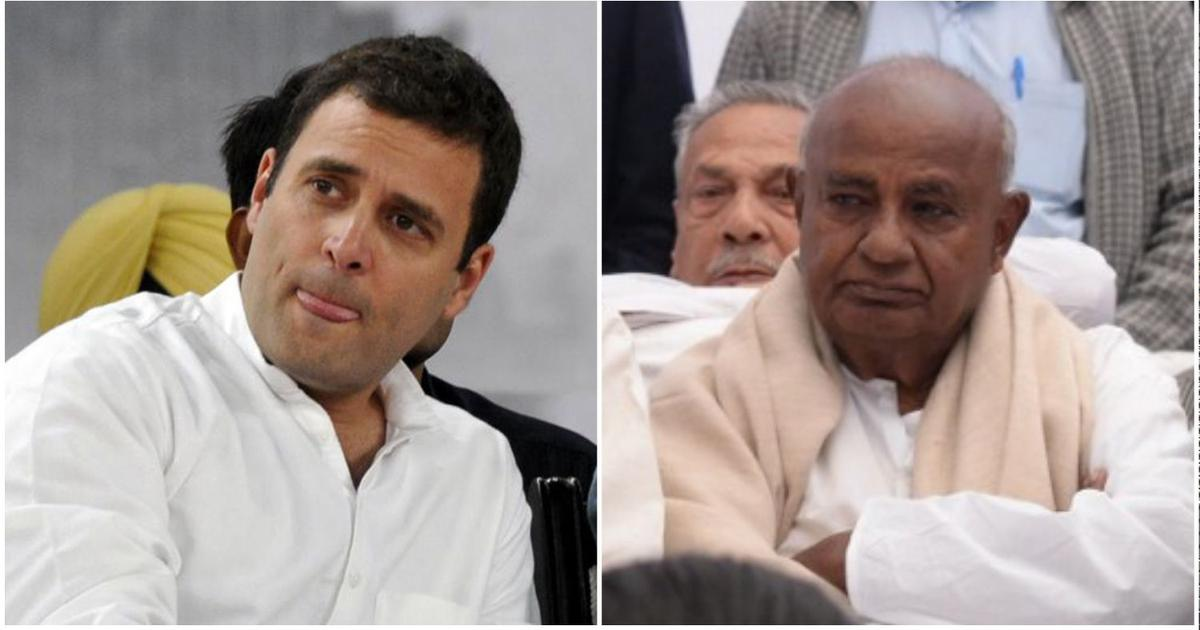 Karnataka shows Rahul Gandhi is not up to the task (and Congress is desperately trying to cover up)