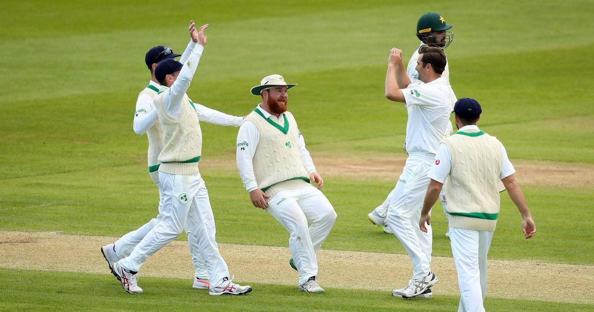 Showed our passion for cricket: Despite loss, Porterfield happy with Ireland's Test debut