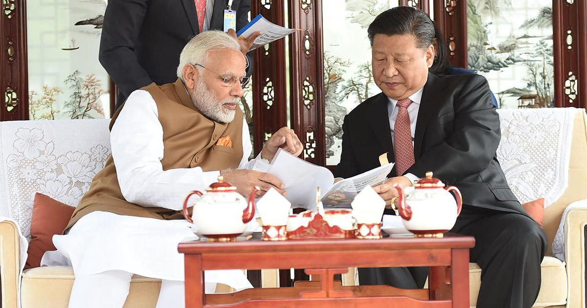 The Modi-Xi Wuhan Summit fixed the growing power imbalance between India and China – somewhat