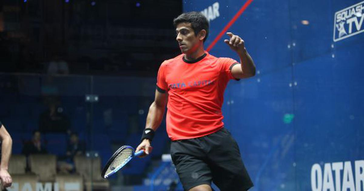 British Open: Ghosal digs deep to beat Scotsman Lobban in opener, Joshna falls