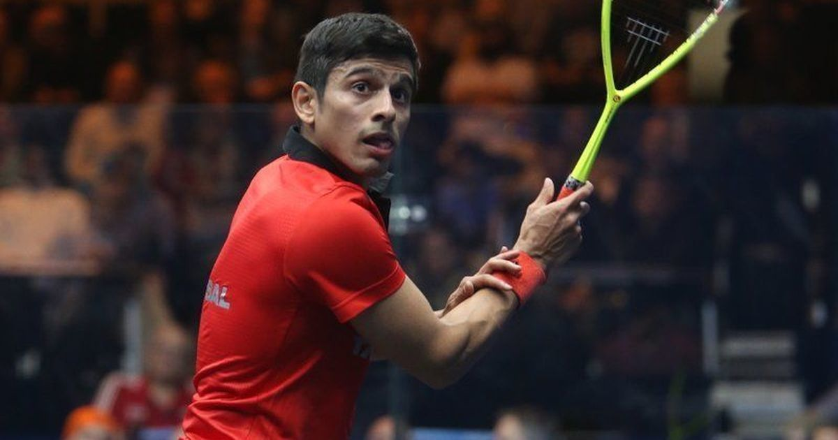 Squash: Saurav Ghosal bows out of British Open to end India's campaign