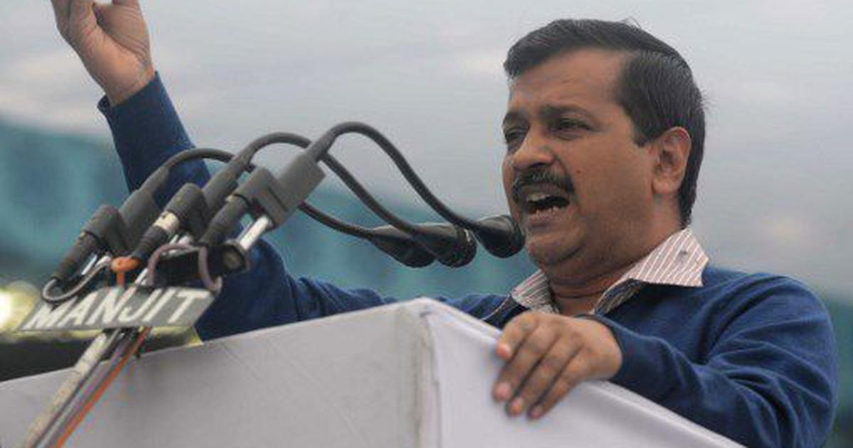 Arvind Kejriwal writes to Haryana chief minister, asks him not to reduce water supply to Delhi
