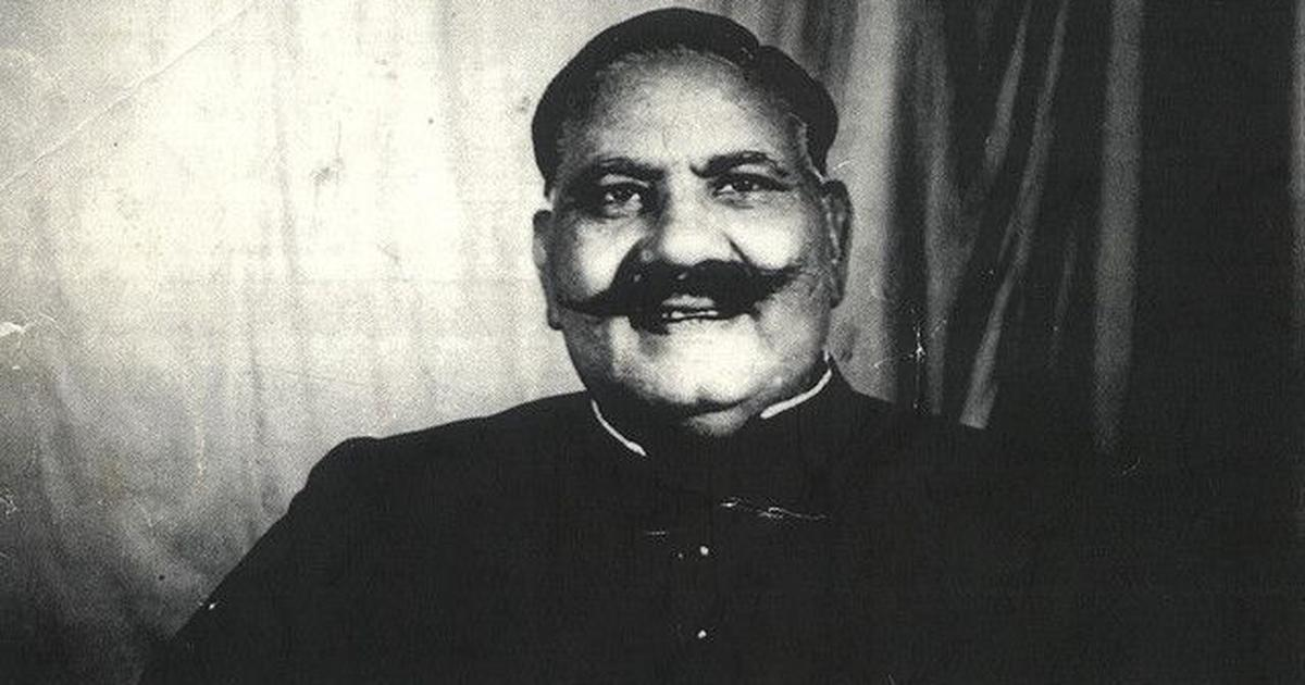 Listen: Bade Ghulam Ali Khan's rendition of Shuddha Saarang that changed how I feel about the raag