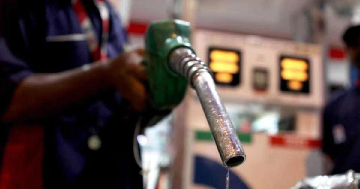 Petrol, diesel prices increased for fifth time in as many days