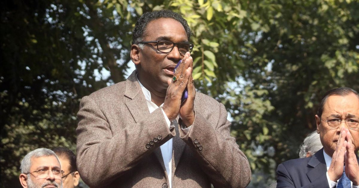 Supreme Court judge Jasti Chelameswar retires