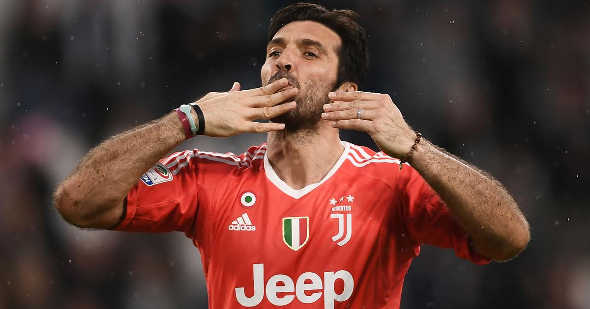 After 17 years and 655 games, Gianluigi Buffon set to wear Juventus shirt for the last time