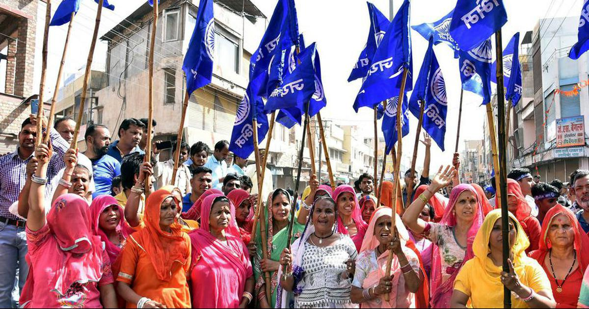Human rights panel sends notice to Rajasthan government over alleged police brutality against Dalits