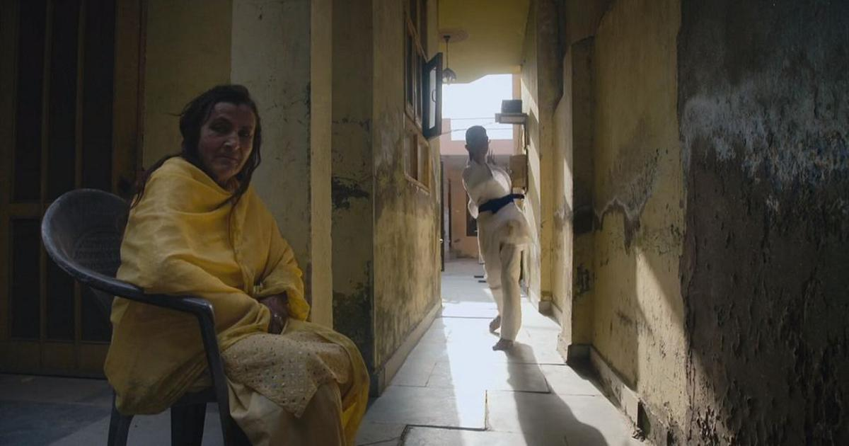 Is it a biopic? A documentary? Docu-fiction?  'Mehsampur' is none – and all of the above