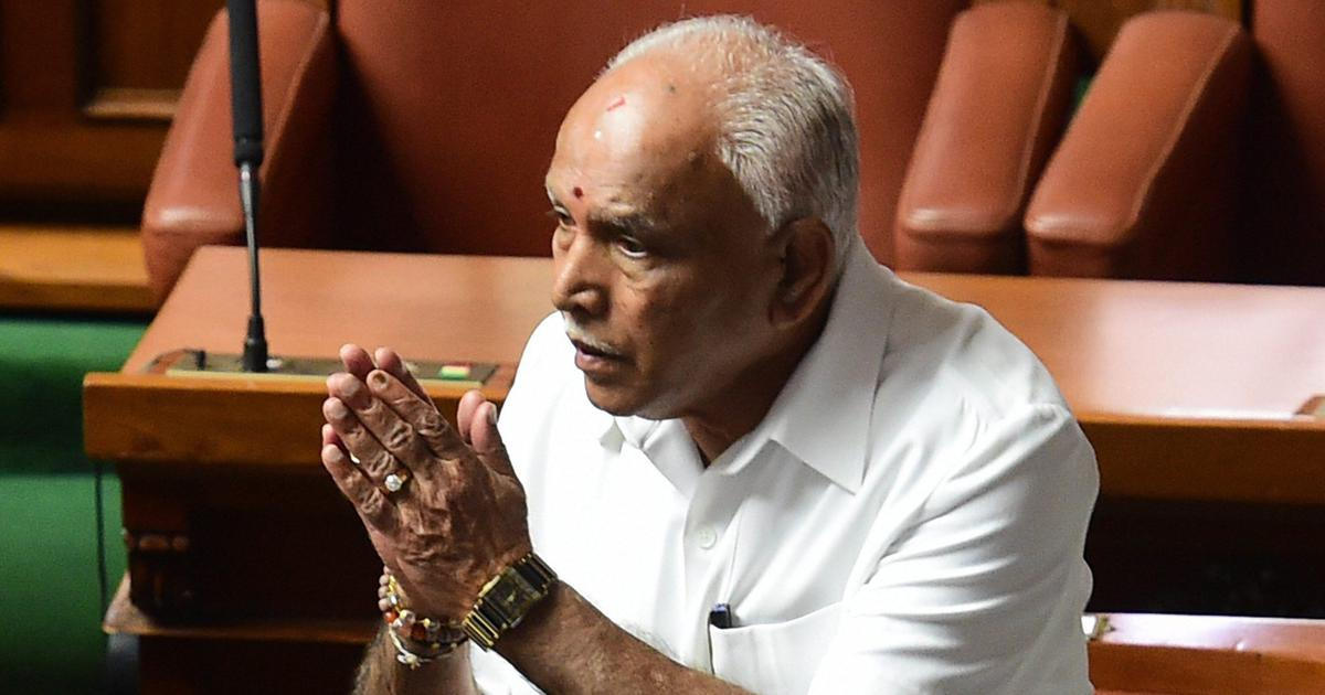 The big news: Yeddyurappa resigns as Karnataka CM ahead of floor test, and nine other top stories