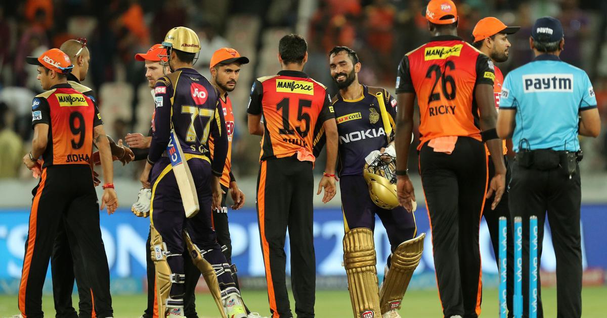 IPL 11, SRH vs KKR live: Kolkata beat Hyderabad by five wickets to enter play-offs