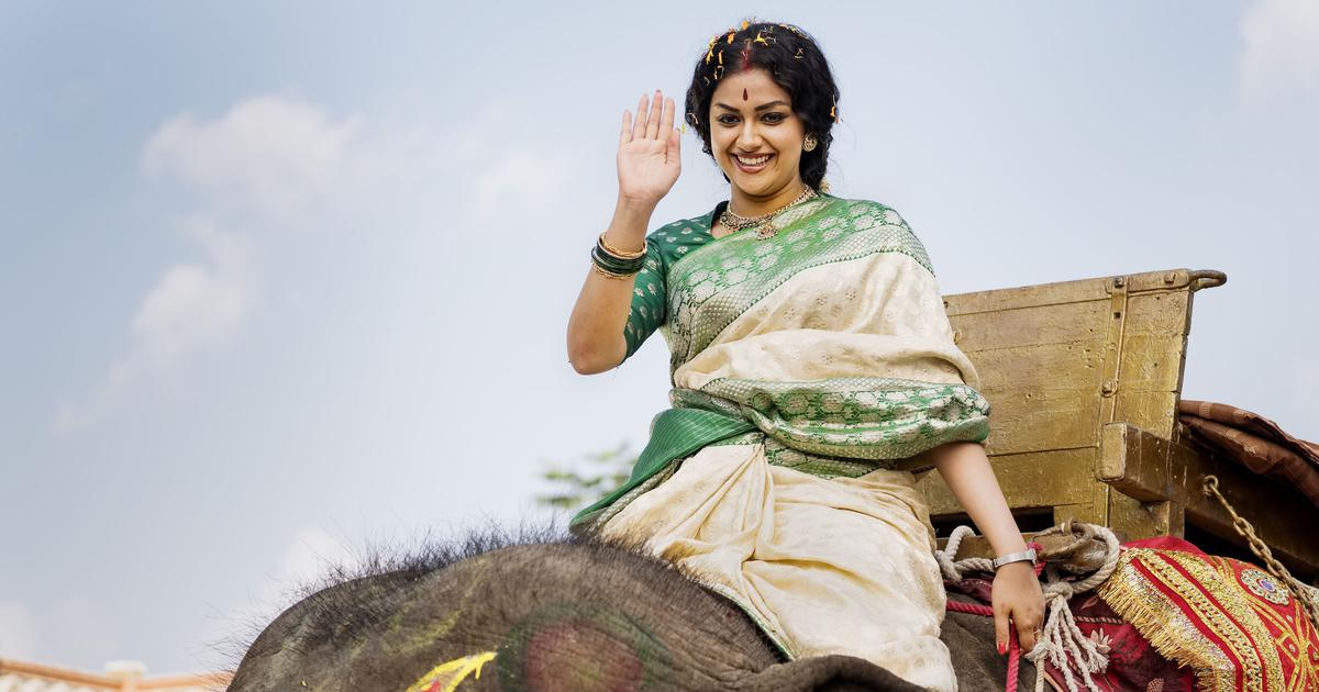 Keerthy Suresh interview: 'Mahanati gave me that one moment of being in the centre of things'