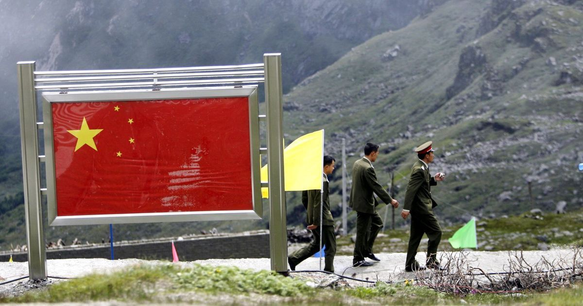 Mining in Tibetan county near Arunachal border is our sovereignty: China