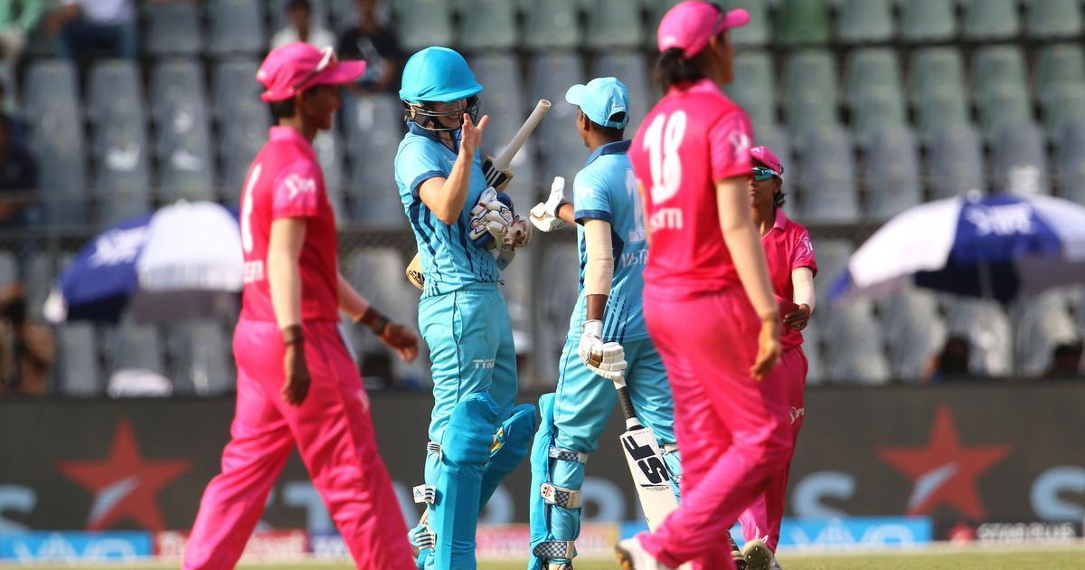 IPL 11, women's T20 challenge: Kaur's Supernovas edge past Mandhana's Trailblazers by three wickets