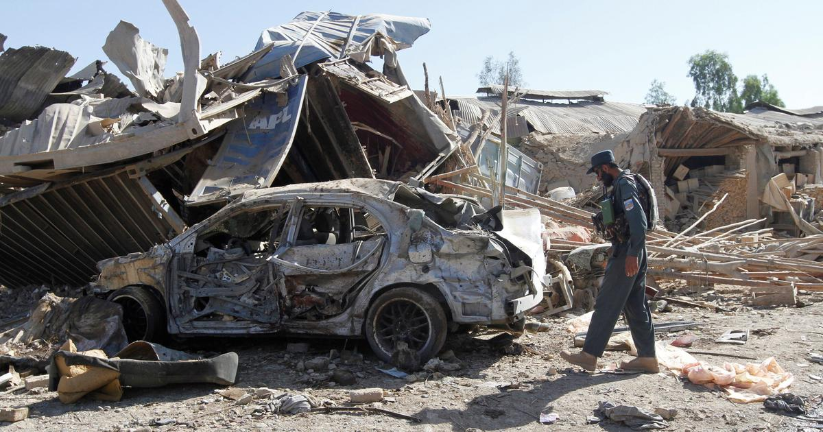 Afghanistan: 16 killed as vehicle packed with explosives detonates in Kandahar