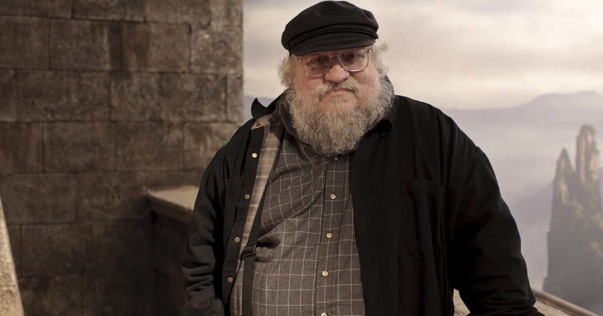 Warner Bros to produce adaptation of George RR Martin's 'The Ice Dragon', says 'Deadline'