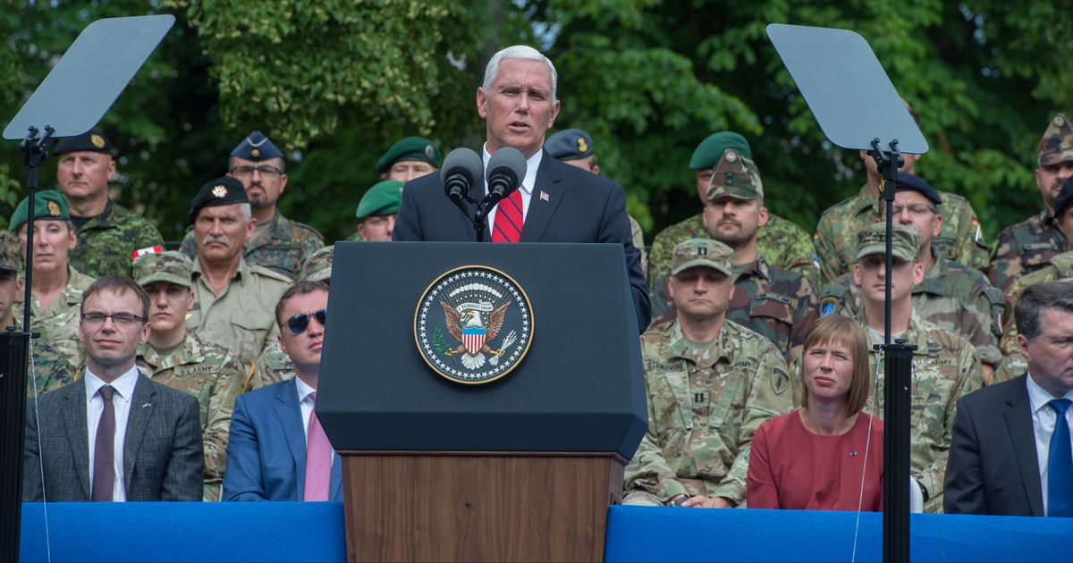 North Korea calls US Vice President Mike Pence ignorant, warns of nuclear showdown