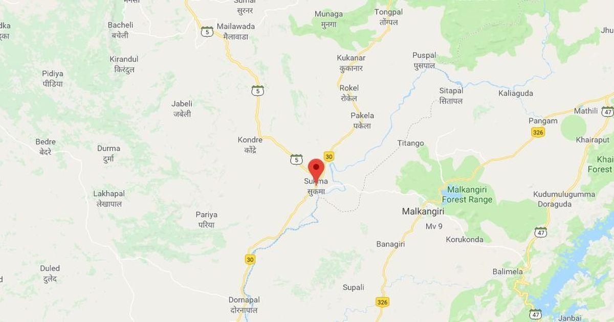 Chhattisgarh: CRPF jawan killed in suspected Maoist attack in Sukma