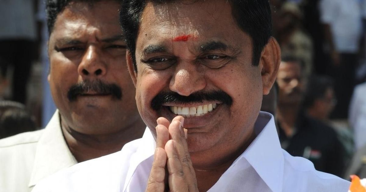 Tamil Nadu CM defends policefiring onanti-Sterlite protestors inThoothukudi