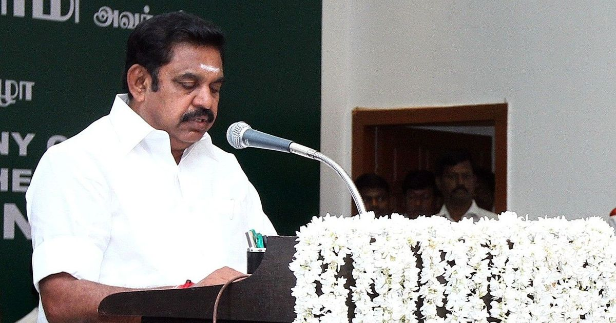 The big news: Tamil Nadu CM Palaniswami says police action was self defence, and 9 other top stories
