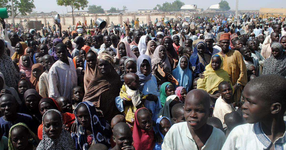 Nigerian military raped, starved women it had rescued from Boko Haram: Amnesty report