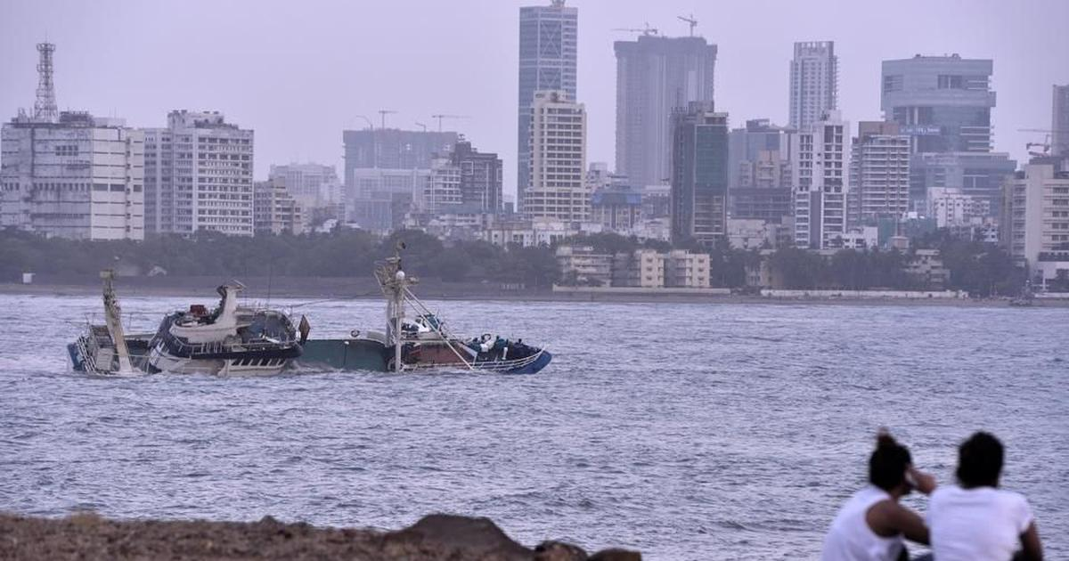 Mumbai: Floating restaurant capsizes near Bandra, all 15 people on board rescued