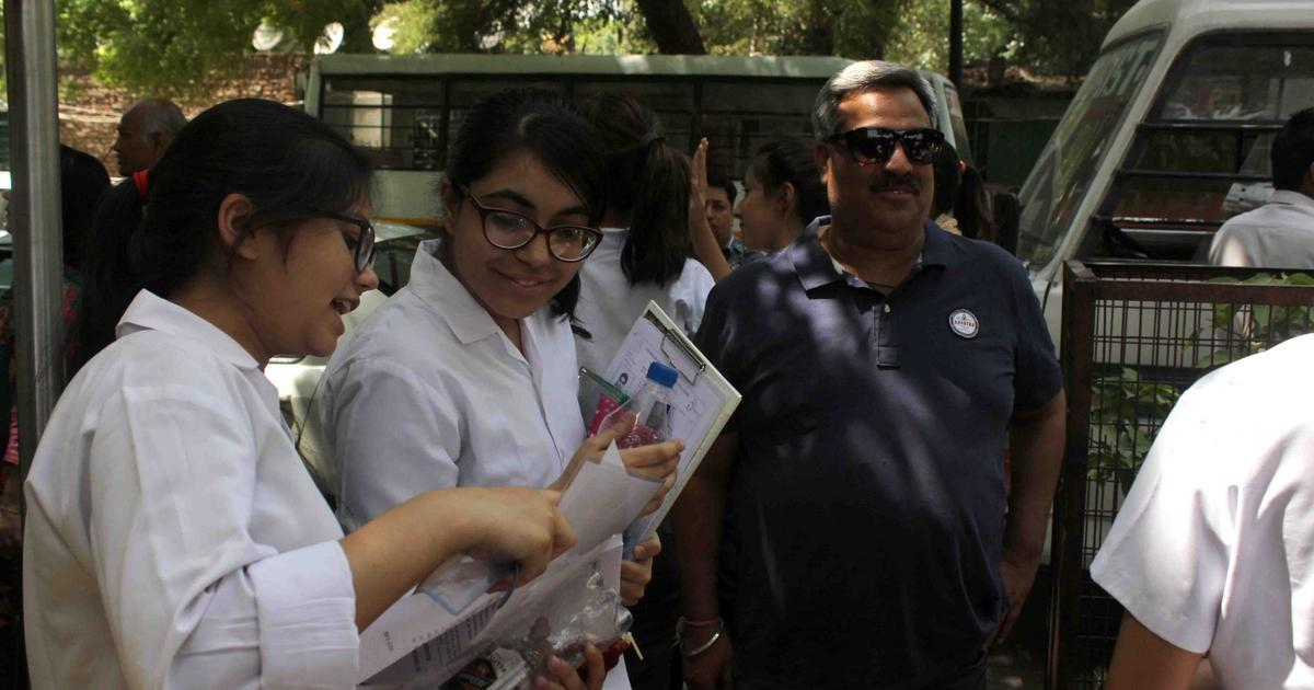 The big news: Noida student tops CBSE Class 12 examinations, and nine other top stories