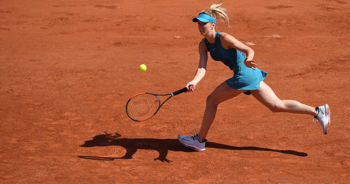 French Open, day 1 women's roundup: Defending champ Ostapenko, Venus stunned on first day