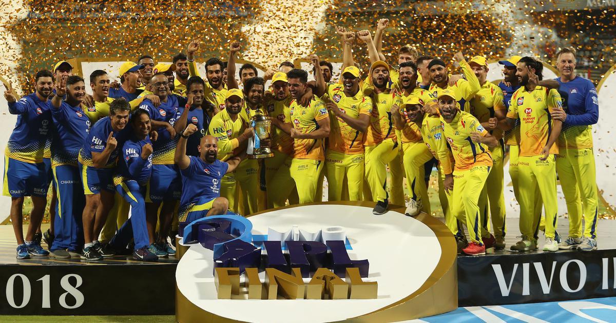 IPL Final: Shane Watson's 57-ball 117 fetches third title for Chennai Super Kings