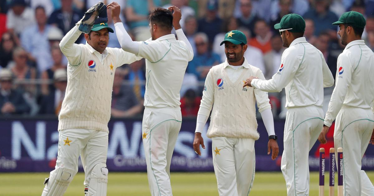 Pakistan captain Sarfraz Ahmed surprised and proud after comprehensive Lord's test win