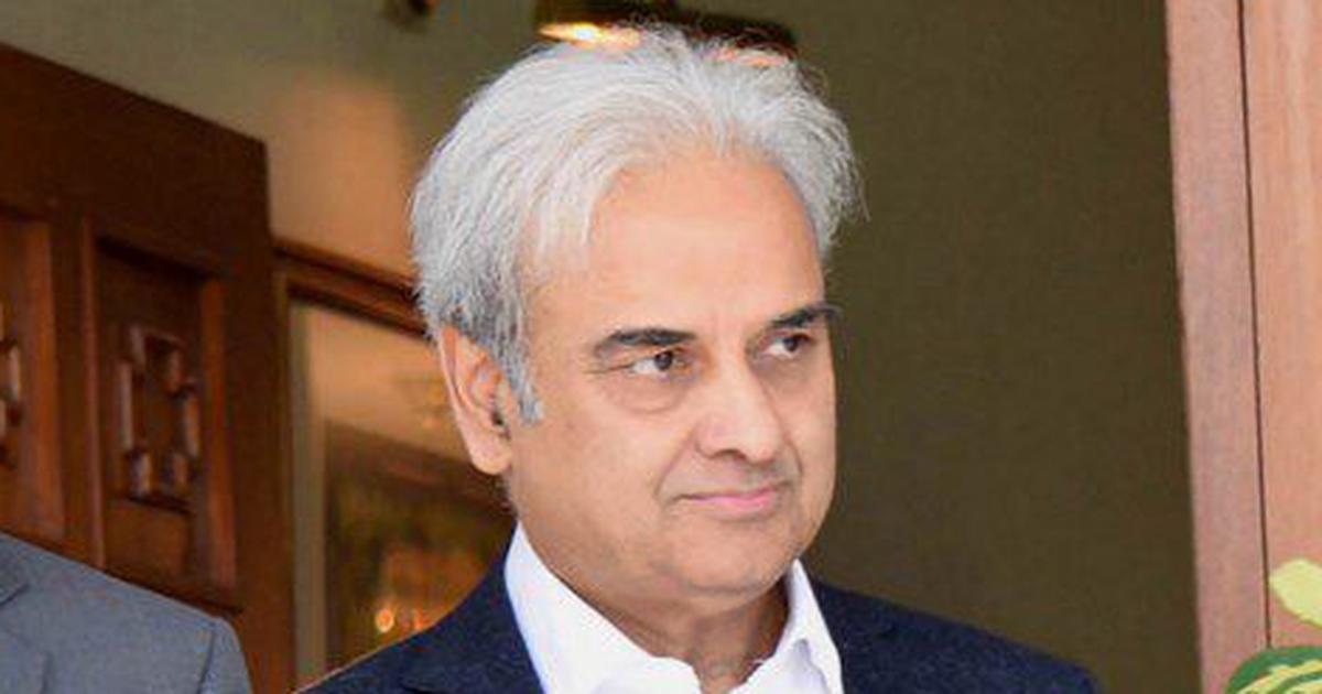 Pakistan appoints former chief justice Nasir Ul Mulk interim prime minister