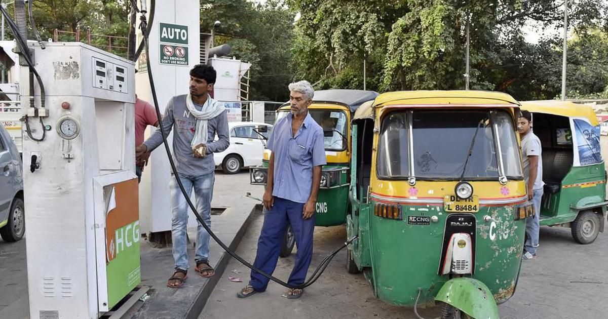 After petrol and diesel, CNG price hiked in Delhi and National Capital Region