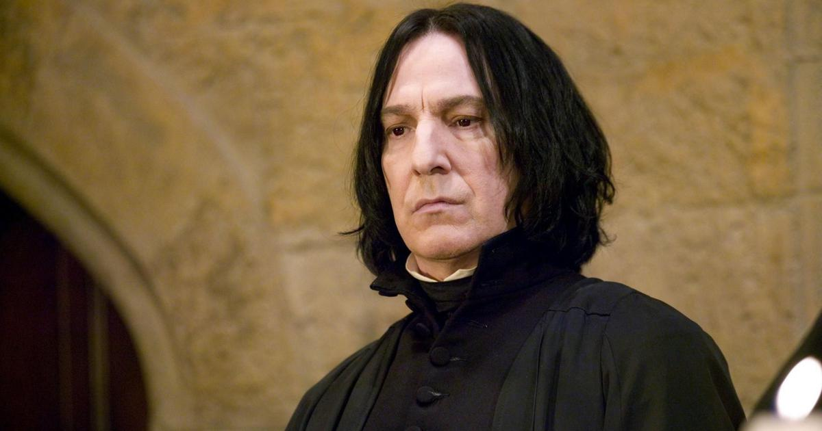 Alan Rickman was frustrated with playing Severus Snape in the 'Harry Potter' films, letters reveal