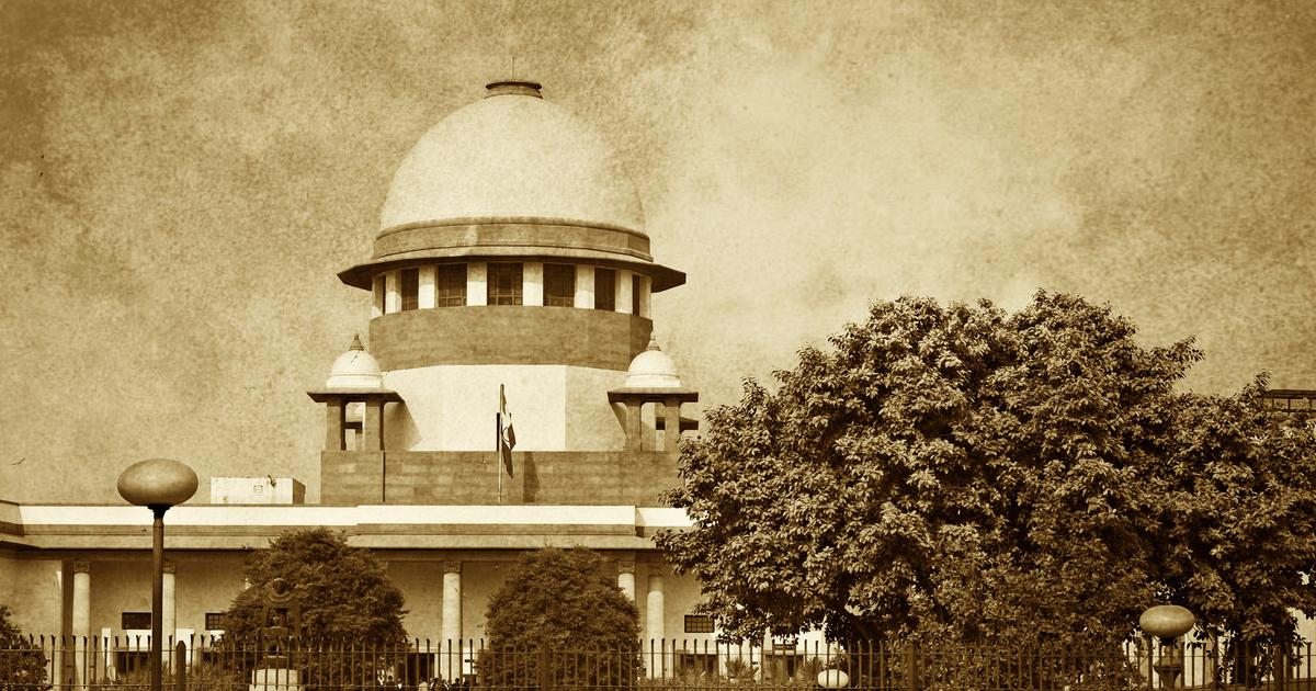 Judge vs Judge: The Supreme Court of India has a history of conflict in its ranks