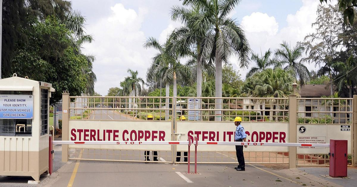Shutting Thoothukudi plant will hit India's import bill, threaten 30,000 jobs, says Sterlite CEO