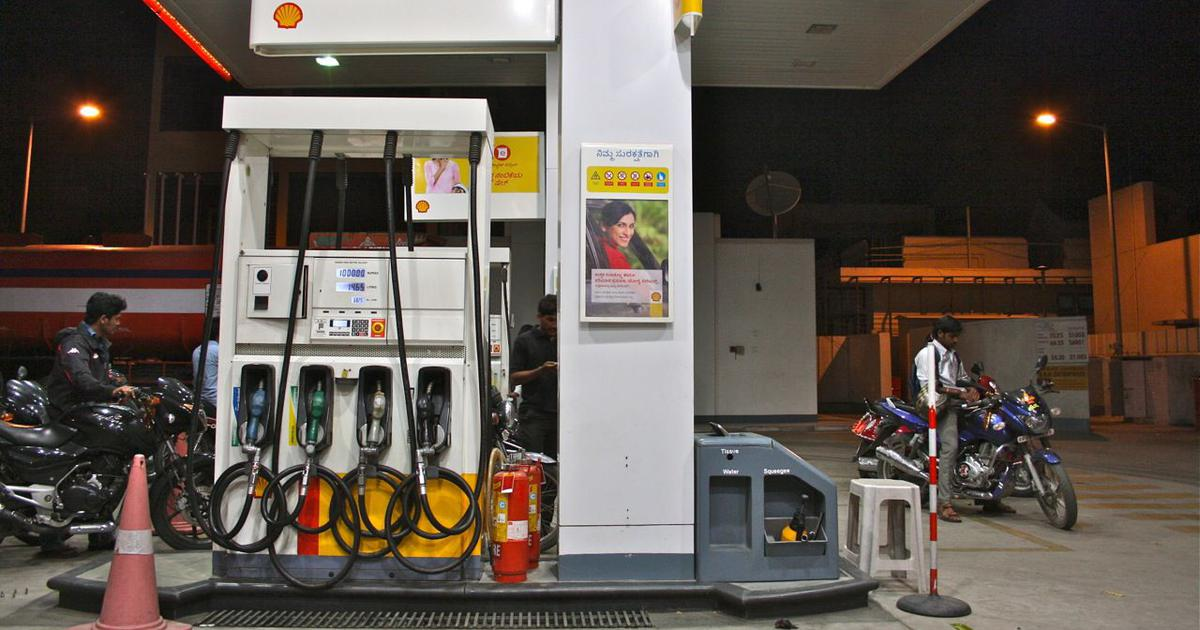 Fuel prices cut by just 1 paisa a litre for today, 'clerical error' blamed for earlier announcement