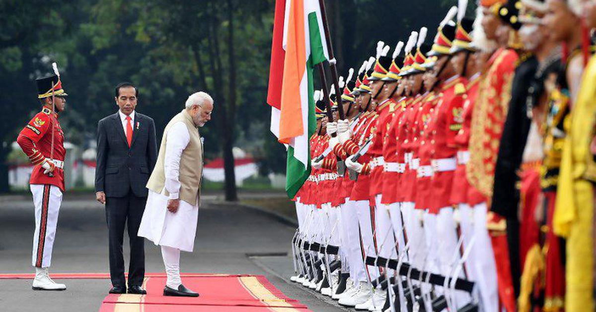 'India stands resolutely with Indonesia in the fight against terror,' says Narendra Modi in Jakarta