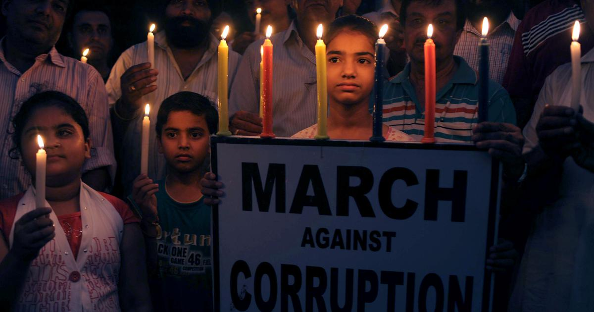 In South Asia, corruption charges are merely a weapon for politicians to target their opponents