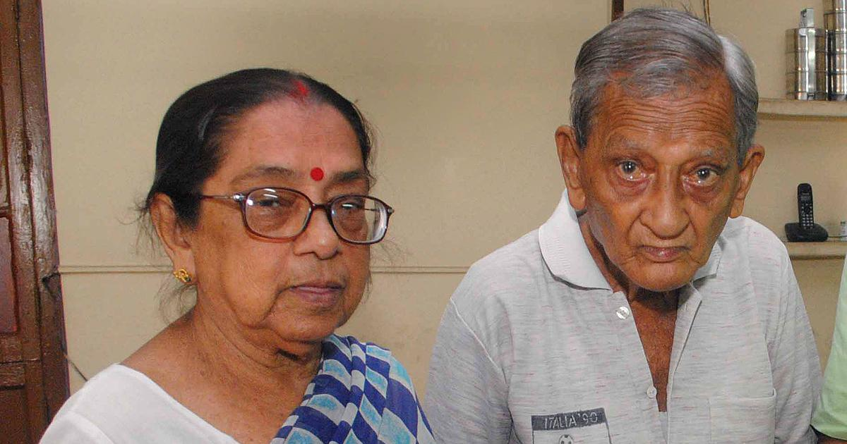To Russia with love: Kolkata couple set to travel for their 10th football World Cup together