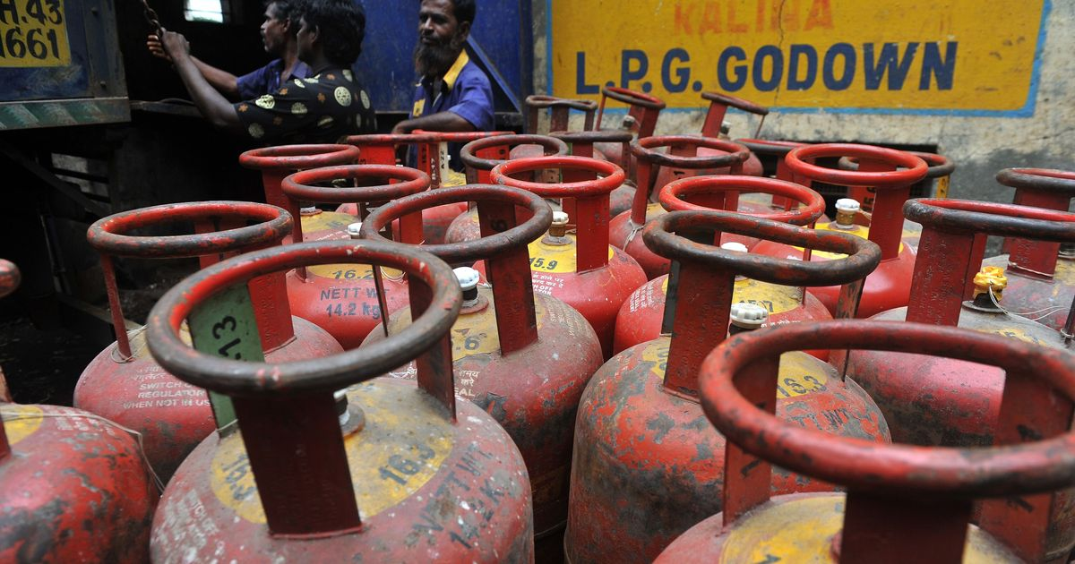 Petrol price cut by 7 paise and diesel by 5 paise, LPG cylinder rates rise