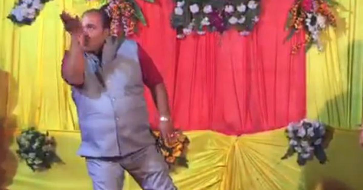 Can anybody dance like Govinda? Meet 'Govinda Uncle'
