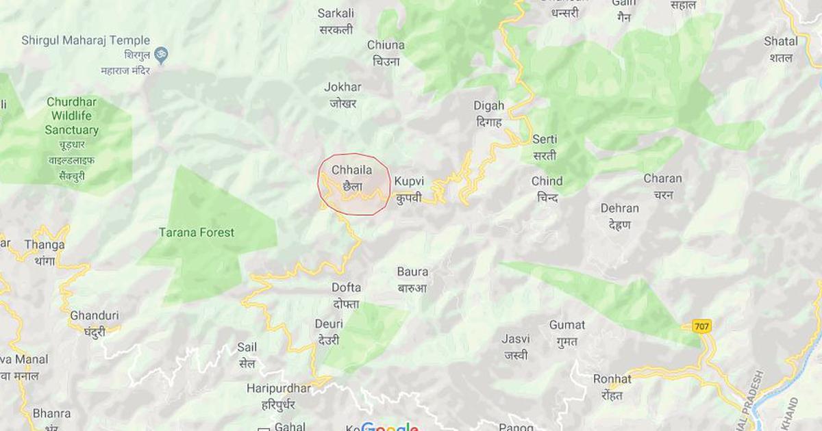 Himachal Pradesh: At least seven people die after bus rolls down a gorge in Shimla