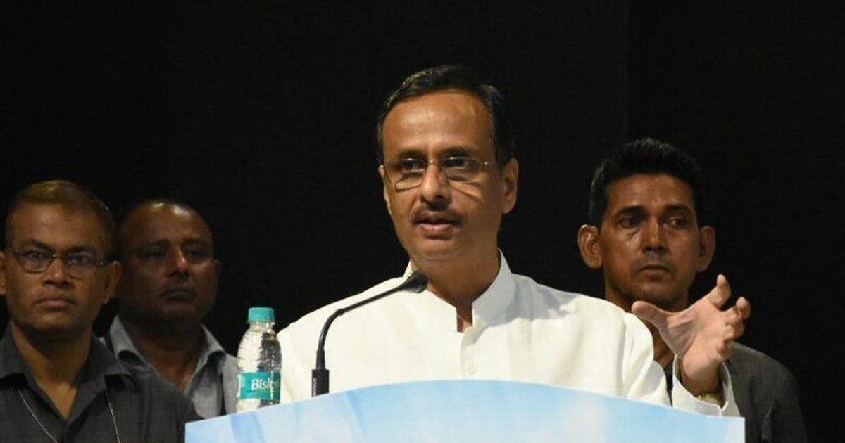 Sita was born through test tube technology, claims Uttar Pradesh Deputy CM Dinesh Sharma