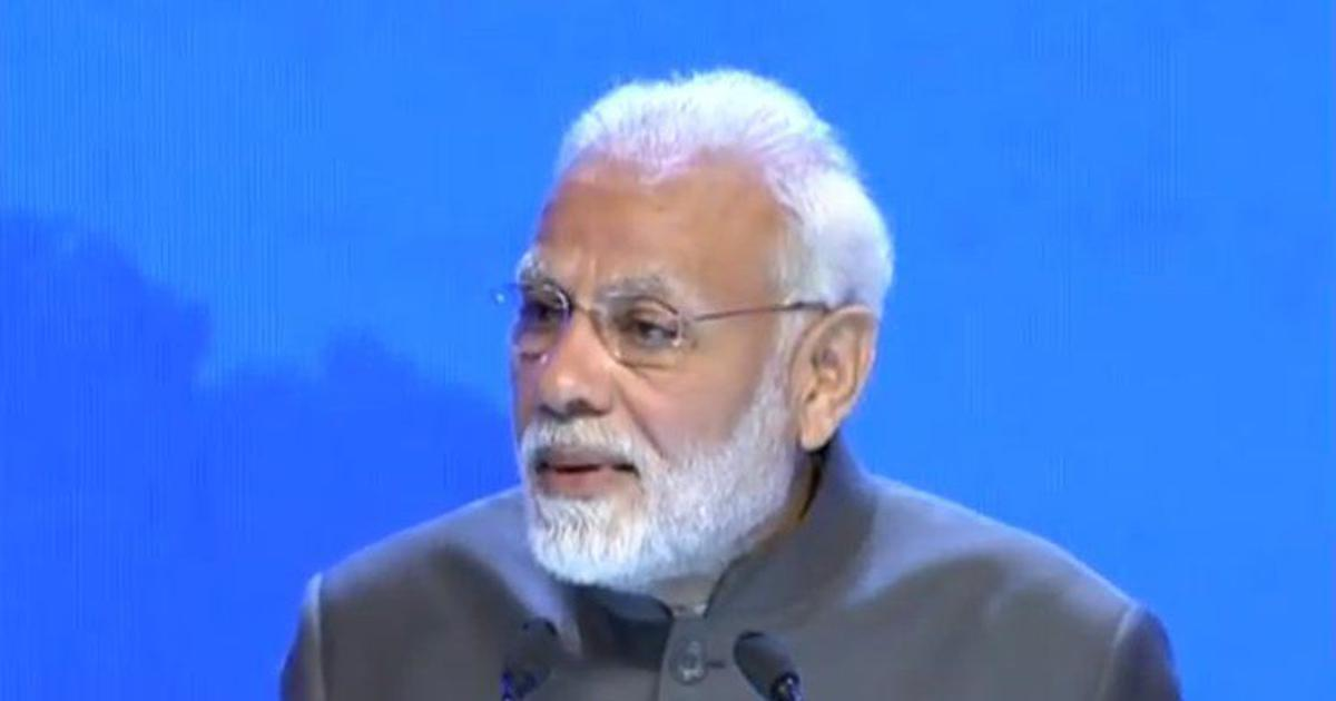 'Asia of rivalry' must give way to 'Asia of cooperation', says Narendra Modi in Singapore